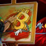 Cointelegraph отмечает, что биткоин достиг 50 тысяч долларов с помощью эксклюзивного NFT