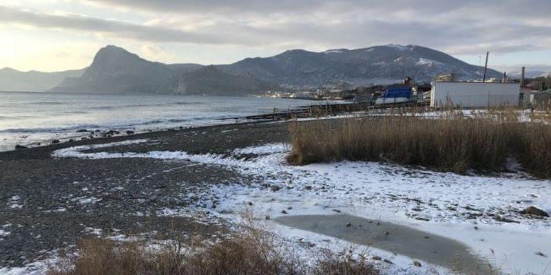 Перестала впадать в море: в оккупированном Крыму пересохла самая длинная река