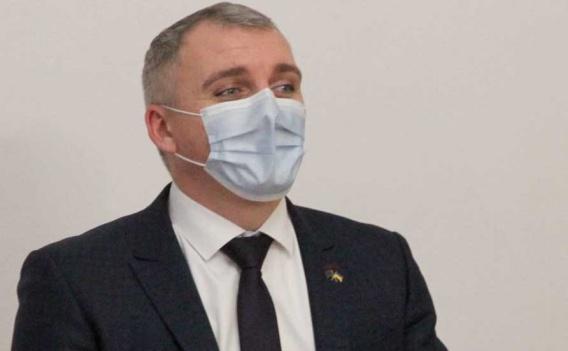 Мэр Сенкевич отказался озвучить свою зарплату