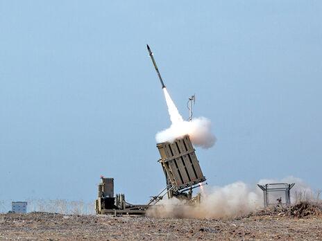 """СМИ назвали стоимость каждого запуска ракеты израильской системы ПВО """"Железный купол"""""""