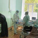 В Украине второй день падает прирост COVID-19