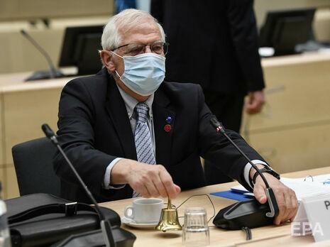 Боррель созывает внеочередное совещание глав МИД стран Евросоюза из-за эскалации между Израилем и Палестиной