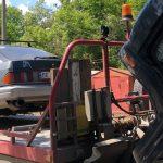 В Николаеве у мужчины отобрали автомобиль из-за долгов за тепло: подробности скандала и фото
