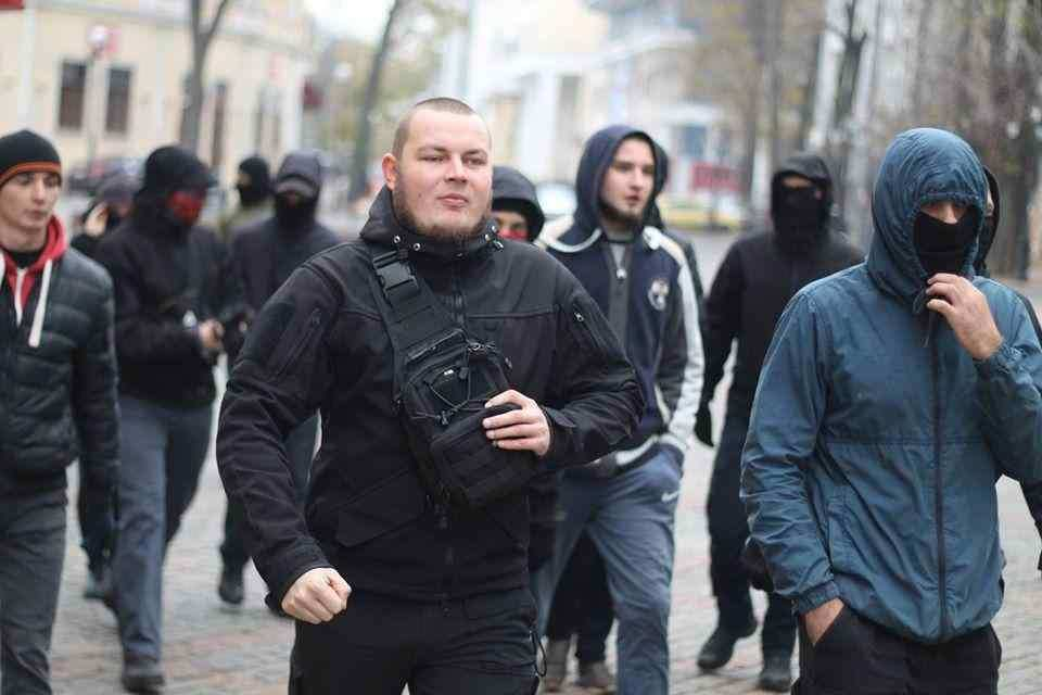 Подозреваемого в нападении на одесского активиста посадили в СИЗО