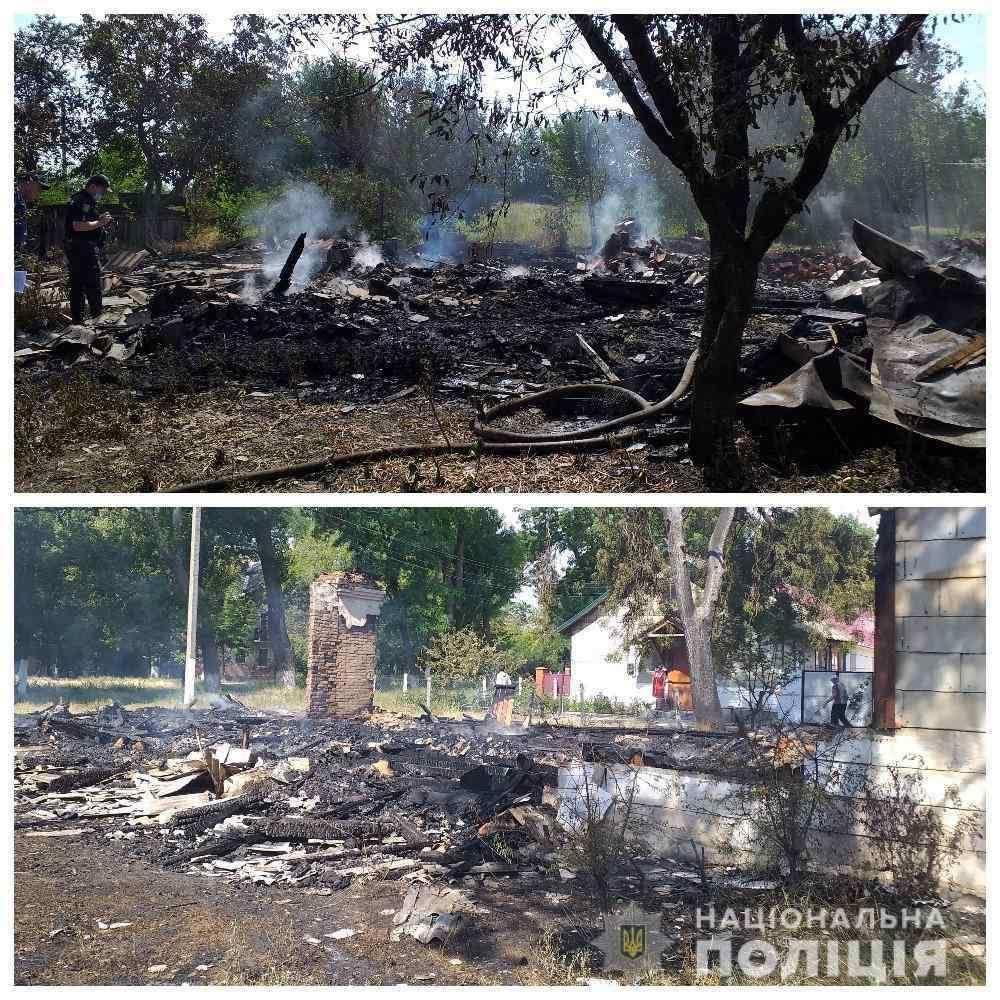 Жителя Одесской области, который сжег дом знакомого и музыкальную школу, посадили в СИЗО