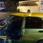 В Одессе пенсионерка погибла врезавшись в маршрутку