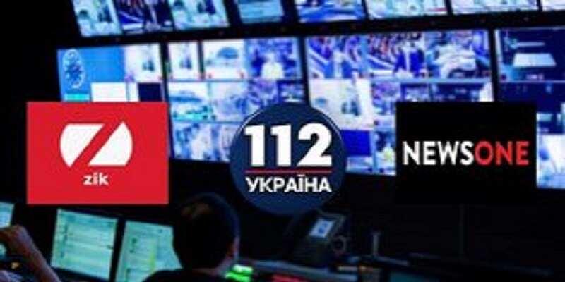 Новые лица? Заблокированные каналы Медведчука создали новый холдинг