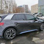 Электромобиль Volkswagen ID.3 с батареей на 58 кВт⋅ч и запасом хода в 425 км уже приехал в Украину (на самом деле нет)