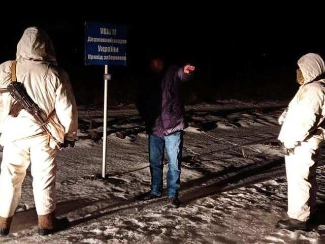 На Сумщині прикордонники затримали громадянина Вірменії, який намагався незаконно потрапити до Росії