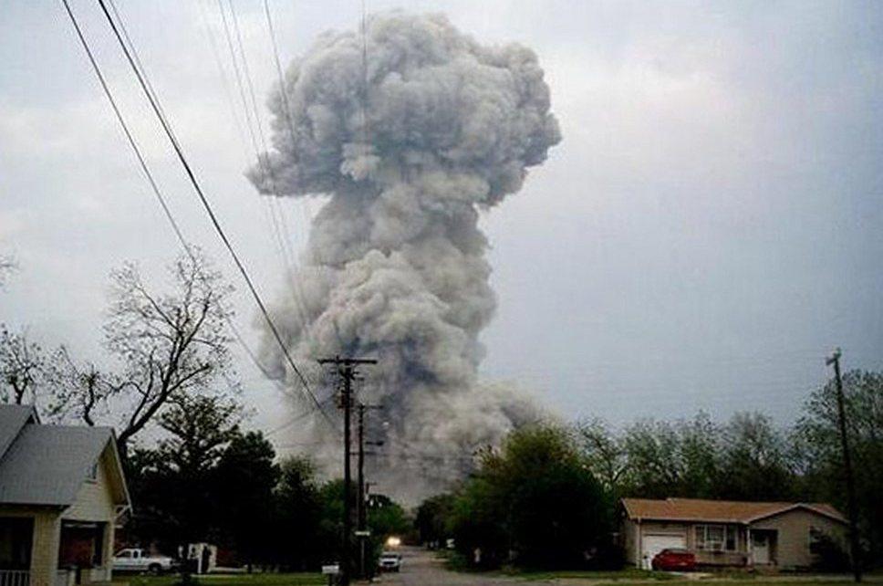 Под Сумами произошел выброс ядовитого вещества