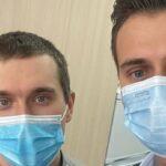 В Украине начали вакцинацию от COVID-19: первопроходцем стал врач из Черкасс (фото)