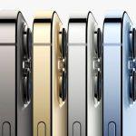 Золотистый iPhone 13 Pro Max в новой коробке распаковали до старта продаж