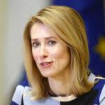 Новое эстонское правительство возглавит Кая Каллас