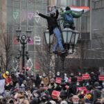 Протесты в России. Суды Москвы получили более 400 административных дел, арестовали уже 30 человек