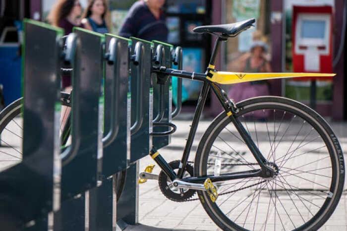 Стало відомо, за якими адресами в Ужгороді розмістять криті велосипедні стоянки