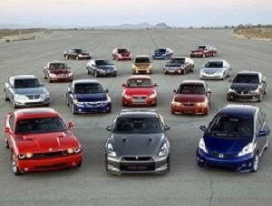 Закарпатці за рік витратили на нові авто понад 34 млн доларів