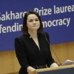 Тихановская: Меня поставили перед выбором: либо тюрьма, либо дети. Я сделала выбор
