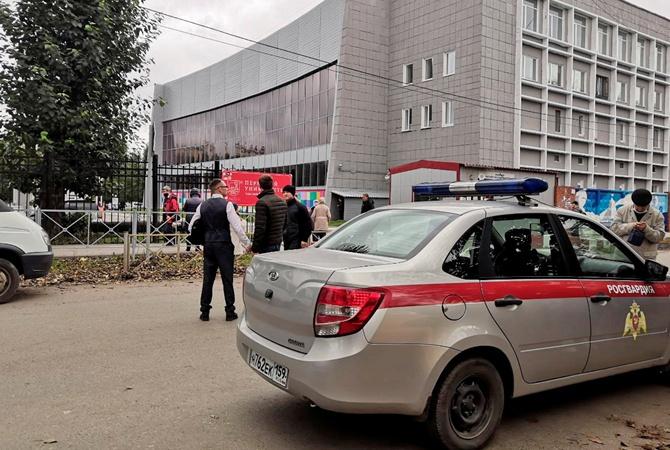 Стрельба в университете Перми: российский Минздрав уточнил количество погибших