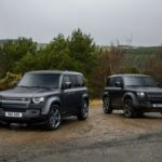 Новый Land Rover Defender V8 презентован. Сколько просят?