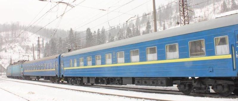 На 8 Марта через Винниччину проследует дополнительный поезд
