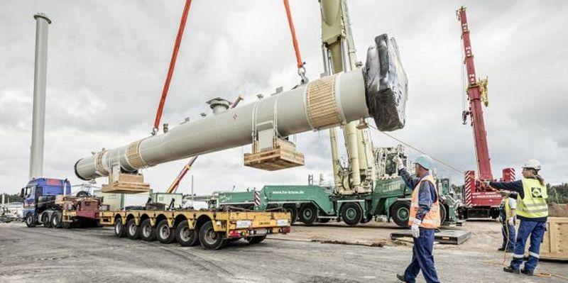 Крупная европейская страховая компания отказалась от участия в строительстве газопровода Путина