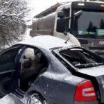 В Винницкой области произошло смертельное ДТП с грузовиком: подробности, фото