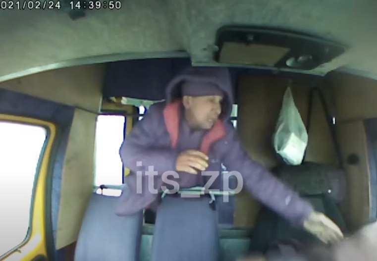 В полиции прокомментировали избиение водителя маршрутки в Запорожье
