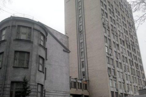 Аваков хочет забрать у Института физиологии 16-этажное здание