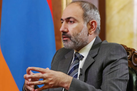 Генштаб Армении требует отставки премьера: Пашиян назвал это госпереворотом