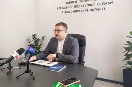 Податківці назвали найбільших боржників по зарплаті: в ТОП потрапили «Житомирські ласощі», лікеро-горілчаний завод і готель «Україна»