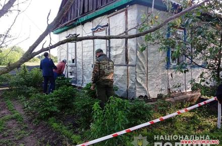 Подробиці розстрілу подружжя в Житомирській області: жінка померла в лікарні, у будинку підозрюваного знайшли записи про 24 тис. дол. боргу