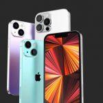Apple зарегистрировала в ЕЭК сразу 7 моделей новых iPhone 13