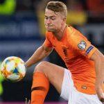 Основной защитник Нидерландов не сыграет против Украины на Евро-2020