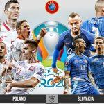 Польша - Словакия: прямая трансляция матча Евро-2020