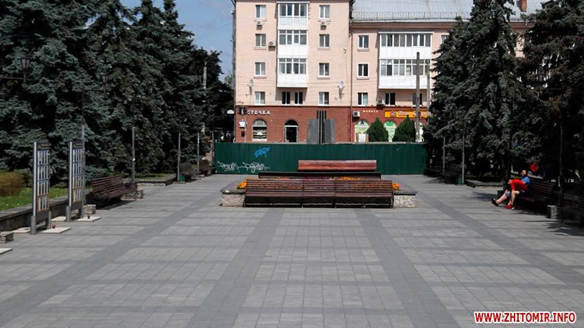 Який вигляд матимуть бронзові фігури пам'ятника героям АТО у центрі Житомира