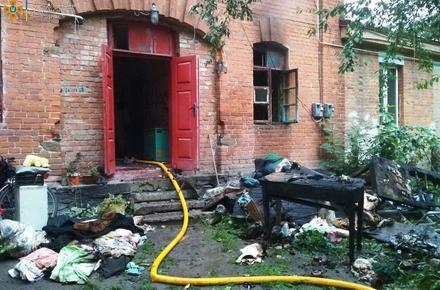 У селі Житомирського району на пожежі загинув чоловік: загоряння могло статися через електроплитку