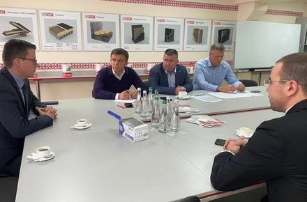 Завод на околиці Житомира планує розширити виробництво: інвестувати 30 млн євро в нову лінію та створити 200 робочих місць