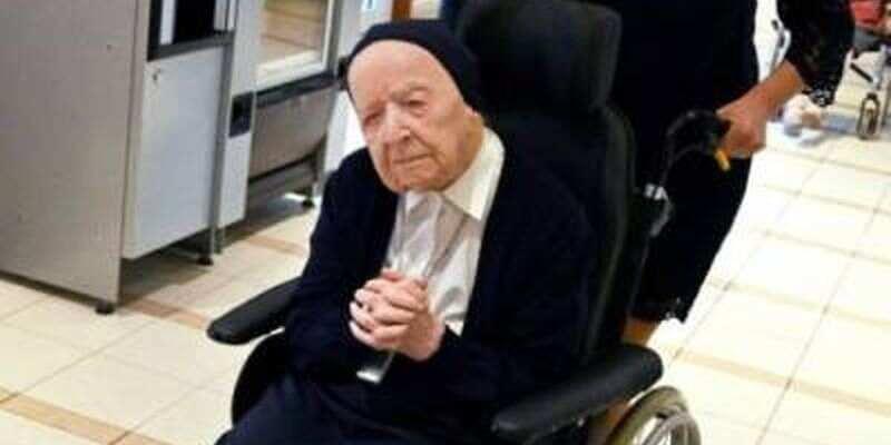 Старейшая жительница Европы победила коронавирус за несколько дней до своего 117-летия