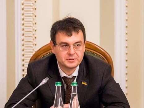 """Гетманцев считает уровень падения ВВП в Украине меньше, чем """"у соседей"""""""