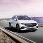 Автомобиль недели. Mercedes-Benz EQA