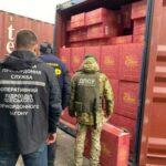 ГПСУ пресекла вывоз контрабандных сигарет из Одессы в Евросоюз на сумму около 145 млн грн