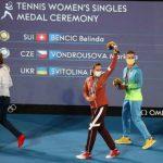"""Швейцарка Бенчич виграла """"золото"""" в одиночному розряді Ігор-2020 у Токіо"""