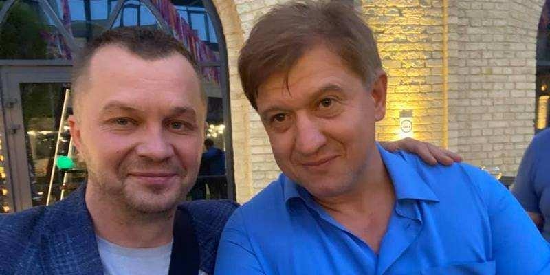"""""""Он неадекватный"""": Милованов рассказал, почему подрался с Данилюком на его дне рождения (фото)"""
