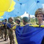 Українські військові підняли прапор України над Авдіївкою та запустили в бік Донецька