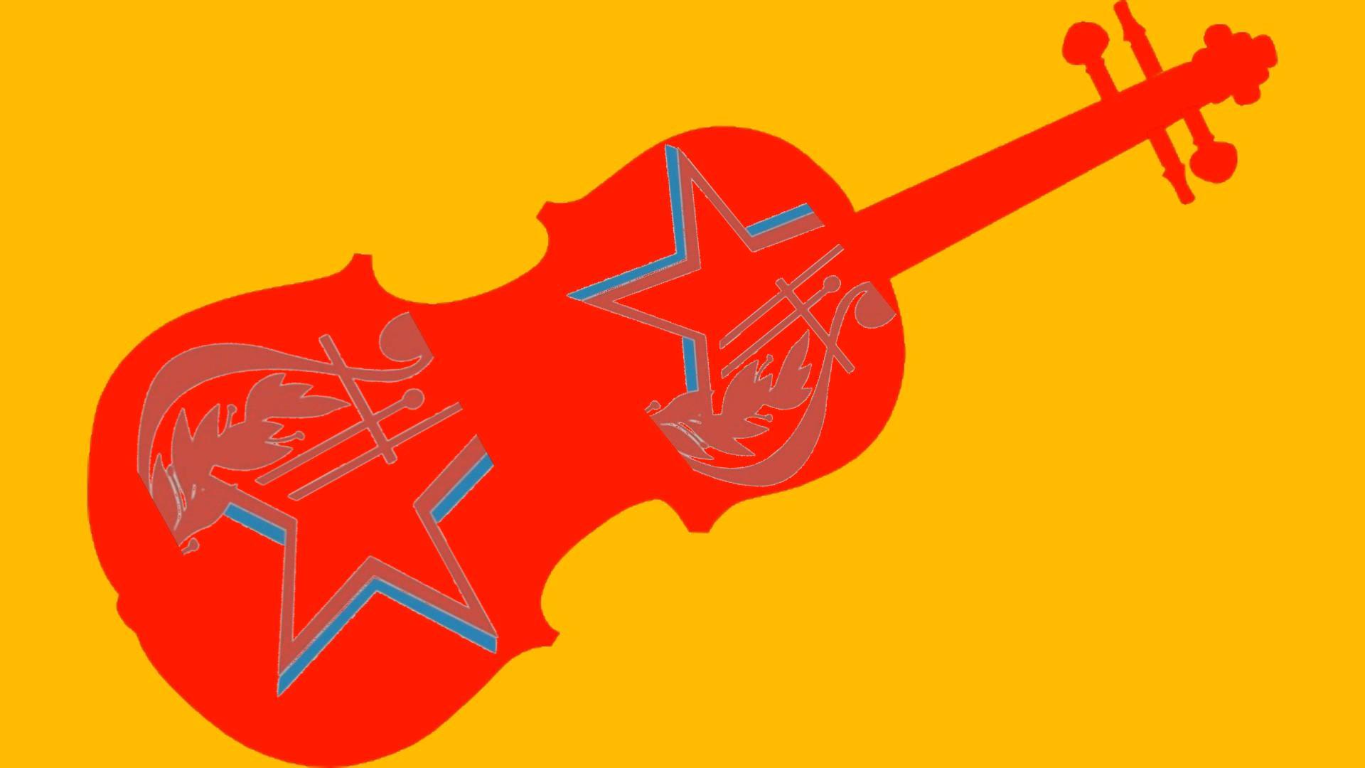 Звуки музыки (скрипка)