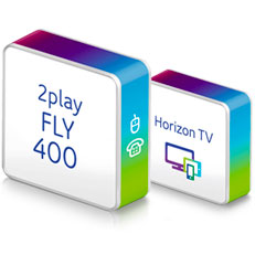 2play FLY 400 + Horizon TV