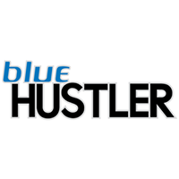 Tv pakker med Blue Hustler