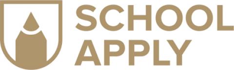 Company logo: schoolapply