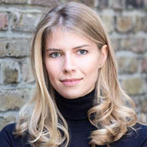 Person avatar: Nadine Hellmann