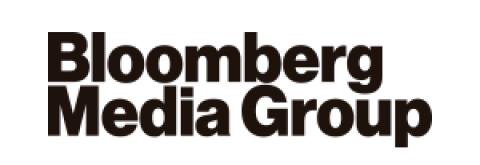 Company logo: bloomberg